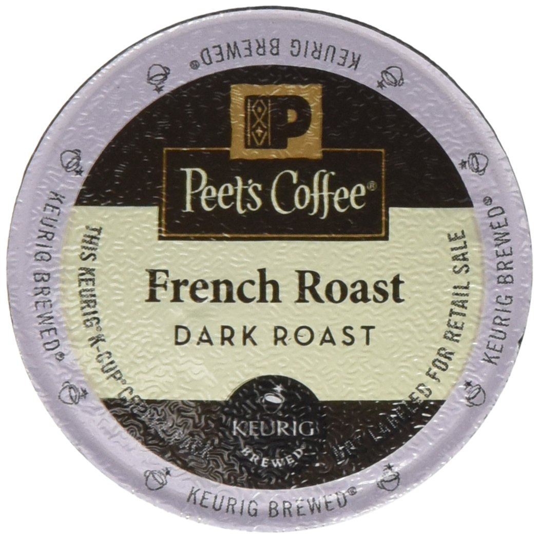 Peet's French Roast 120 Single K-Cups by Peet's Coffee (Image #3)