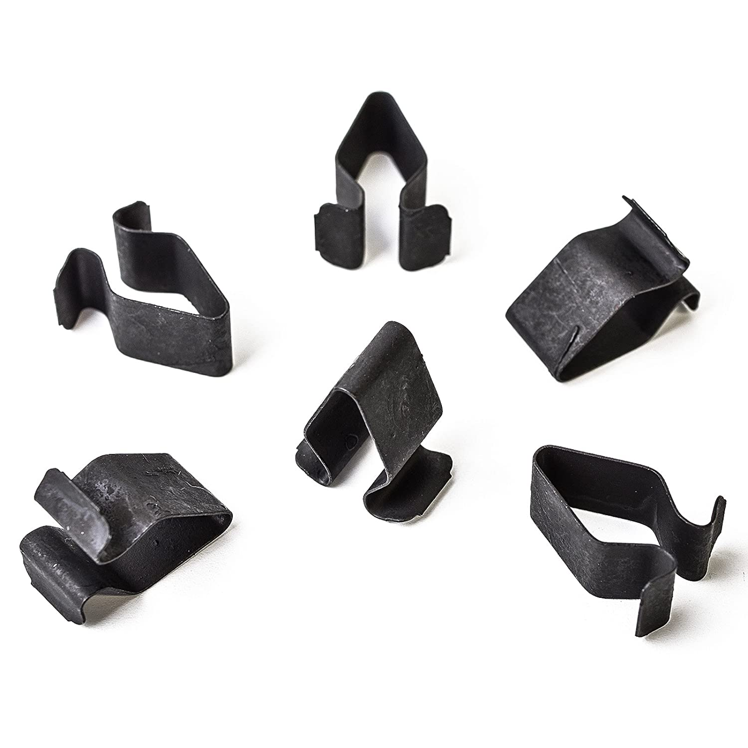 10x metal attachment clamp clips interior trim for VW Skoda seat Audi 8A4867276