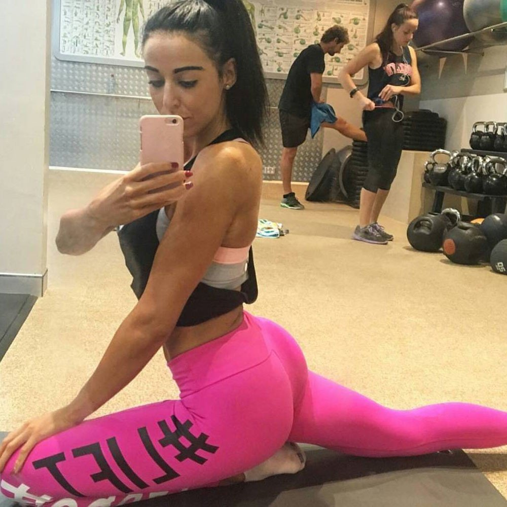 Women's Workout Leggings Pants- Fitness Sports Gym Running Yoga Athletic Fashion Pants, Sunsee Gril 2019 by SUNSEE WOMEN'S CLOTHES PROMOTION (Image #8)