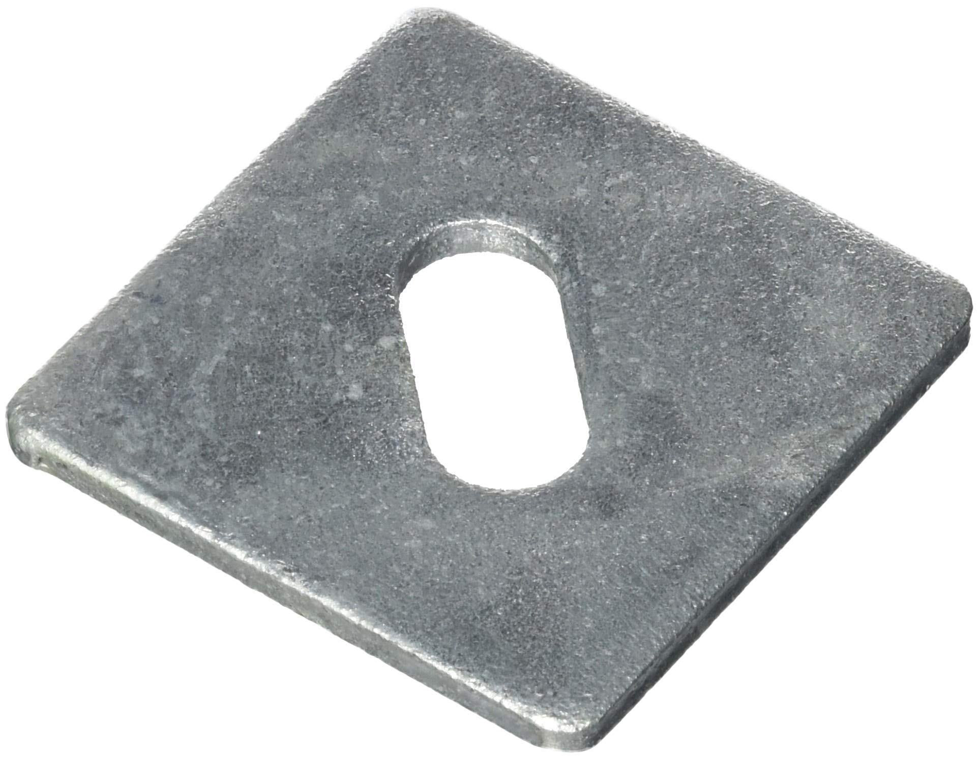 Hard-to-Find Fastener 014973151874 EQ Code Square Washers, 5/8 x 3x3 x1/4, Piece-50