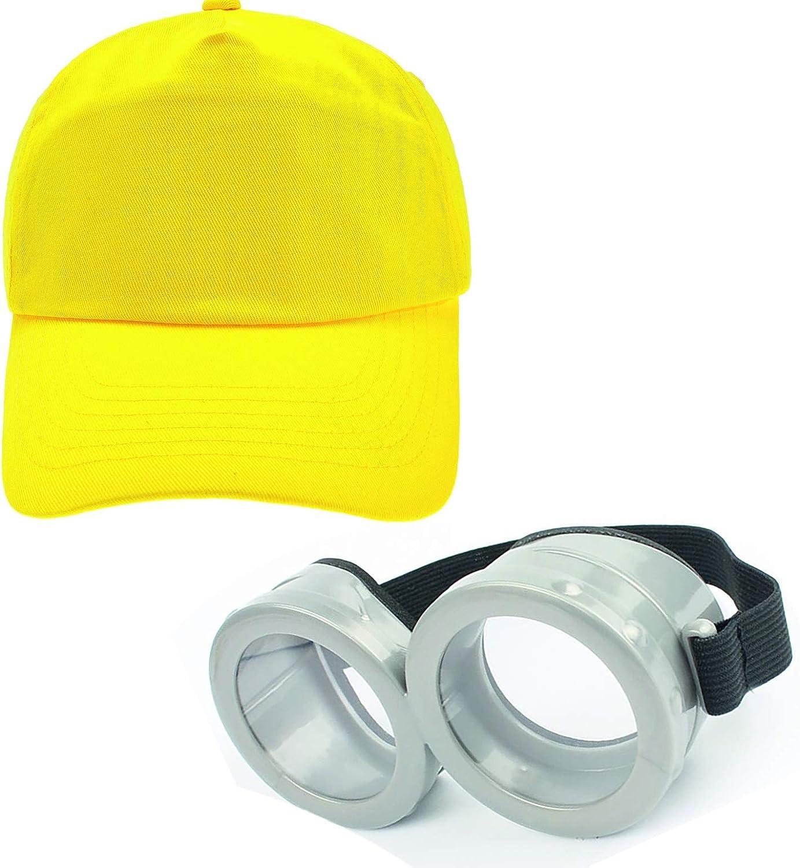 4sold Gafas Personalizadas de Minion Disfraces Disfraz Despicable Me Gafas Gafas - Kids,Set 1