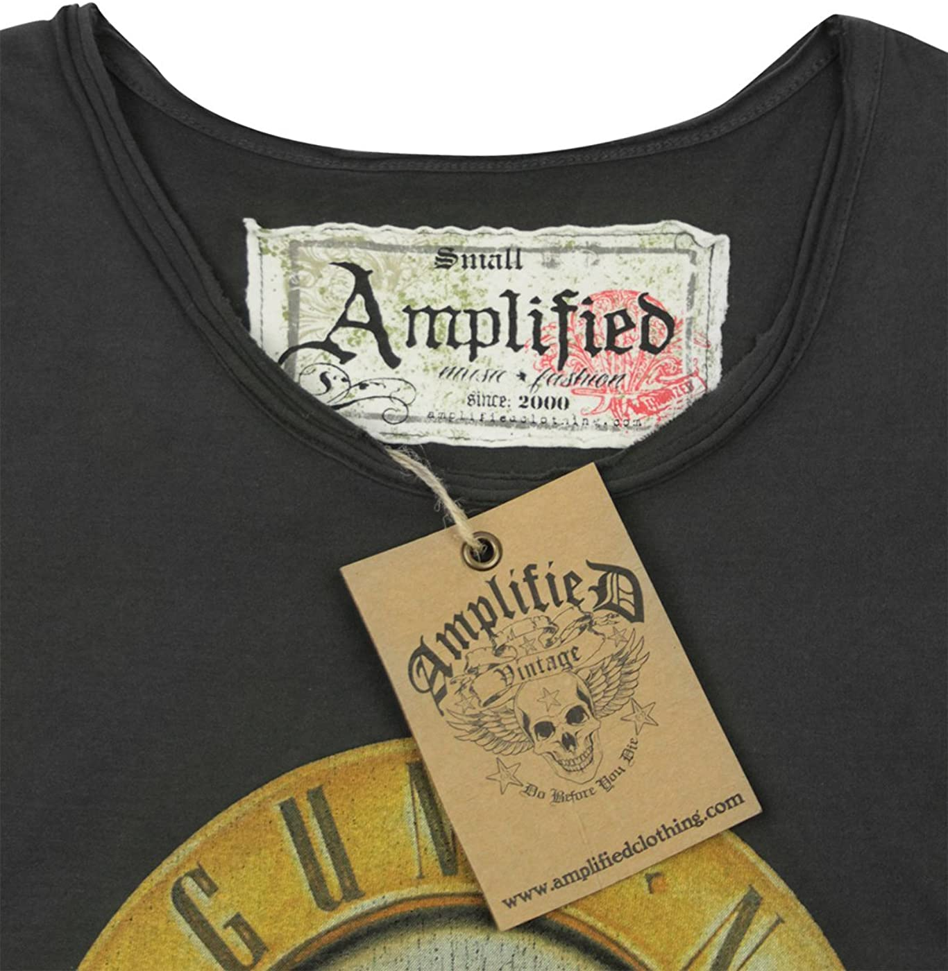 Amplified Clothing Damen Guns N Roses T-Shirt
