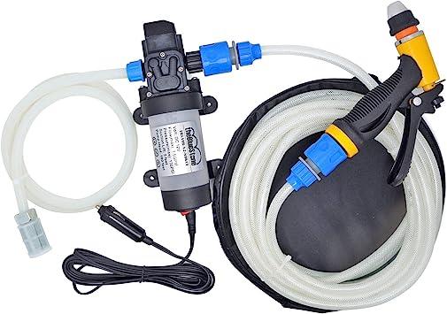 theBlueStone 80W 12V kit de lavadora de coche Bomba de agua de ...