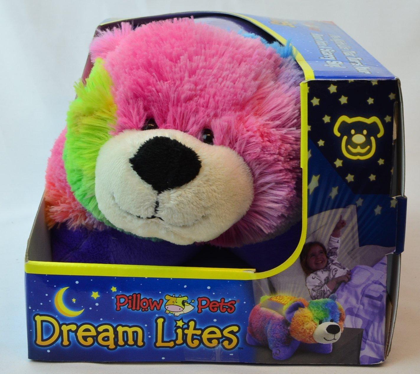 Amazon.com: Pillow Pets Dream Lites Plush Night Light - Peace Bear ...:Amazon.com: Pillow Pets Dream Lites Plush Night Light - Peace Bear 11
