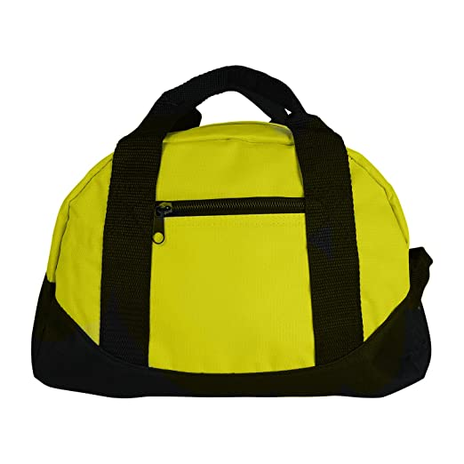 b7eca14c9e4e 12 quot  Mini Gym Duffle Bag (Pack of 1