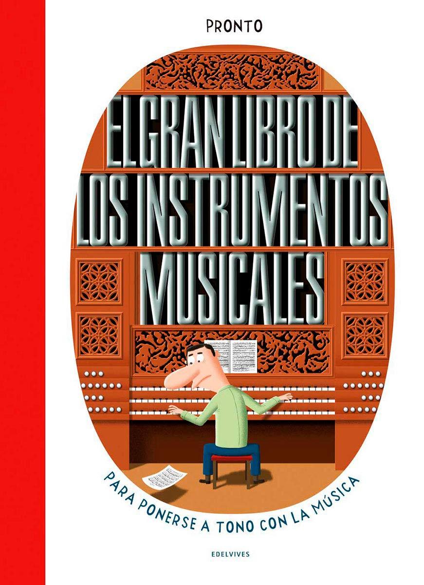 El gran libro de los instrumentos musicales Álbumes infantiles ...