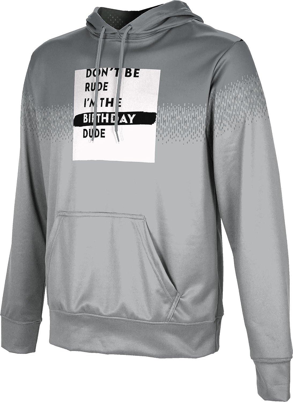 Apparel ProSphere Boys Dude Birthday Drip Hoodie Sweatshirt