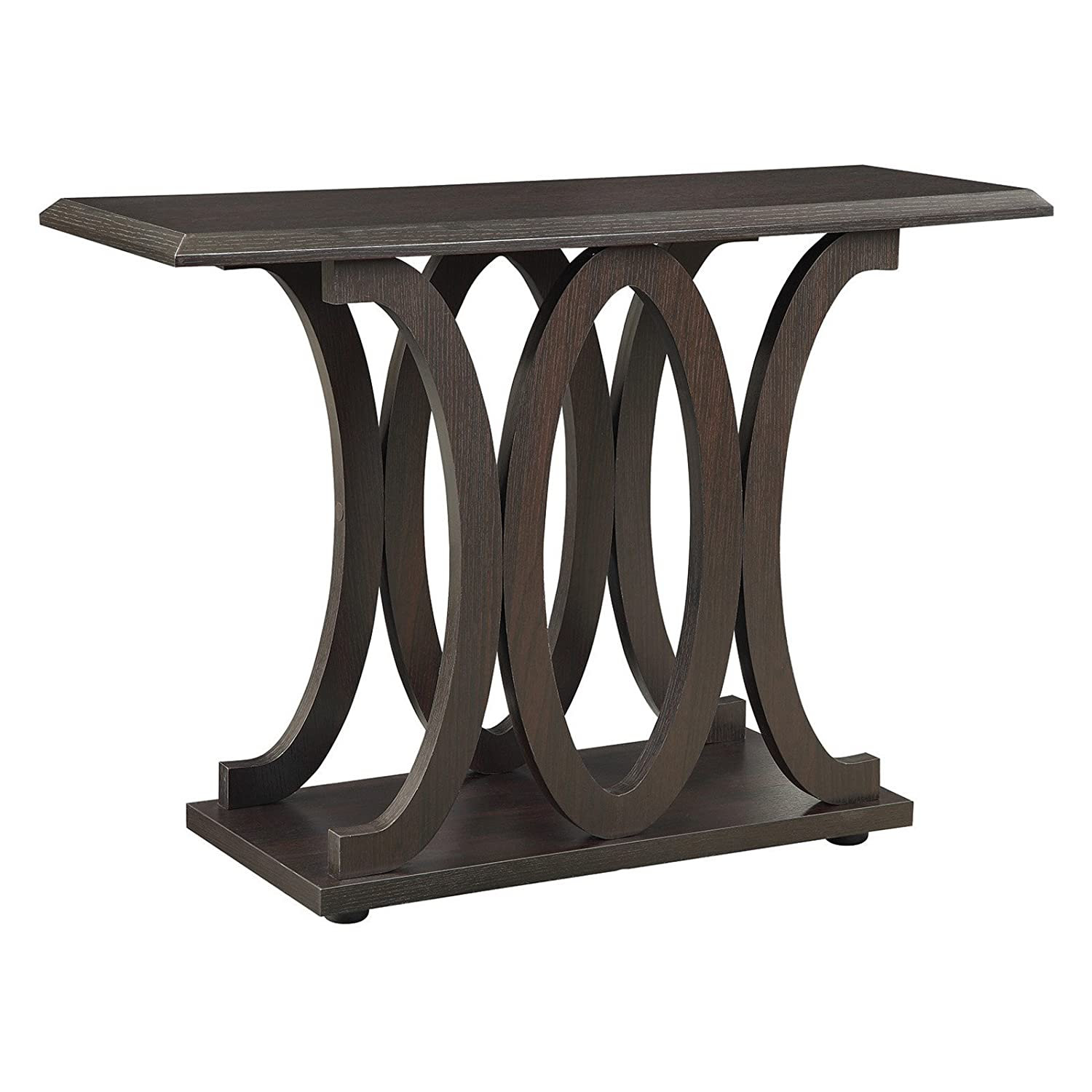 Amazon Coaster Home Furnishings Casual Sofa Table