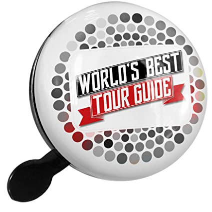 Amazon.com : NEONBLOND Bike Bell Worlds Best Tour Guide ...