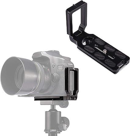 Selens L M Alleigmein L Förmigen Schnellwechselplatte Kamera