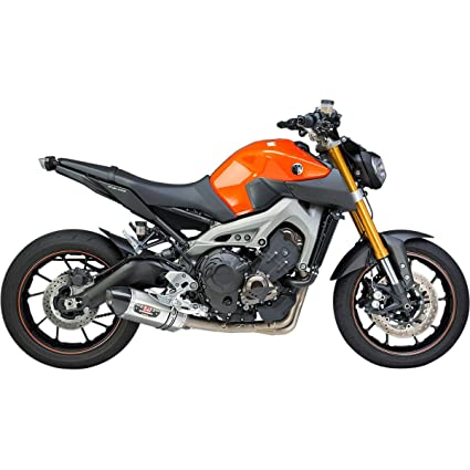 Amazon com: Yoshimura 14-17 Yamaha FZ-09 R-77 Full System