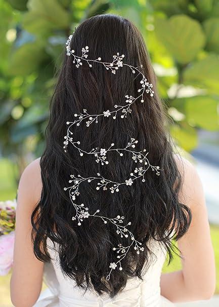 Accessoires pour les cheveux longs
