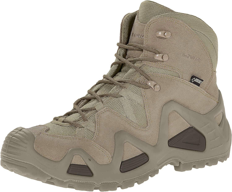 Lowa Men's Hiking Boots black: Amazon
