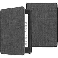 Fintie Slimshell Case for All-new Kindle Paperwhite (10th Generation, 2018 Release) - Premium Lightweight PU Leather…