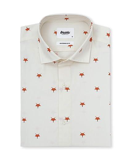 Brava Fabrics - Camisa de Hombre - Camisa para Hombre - Camisa de ...