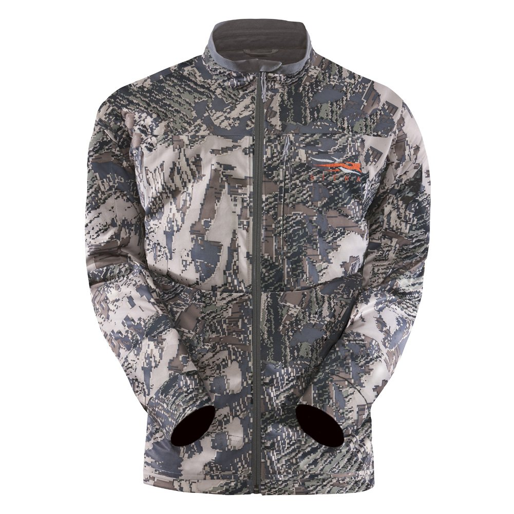 Sitka Scrambler Jacket, Optifade Open Country, Youth, Size: Yl (50049-Ob-Yl)