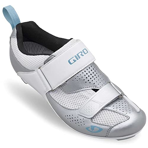 Giro Flynt Tri - Zapatillas - gris Talla 42 2017: Amazon.es: Deportes y aire libre