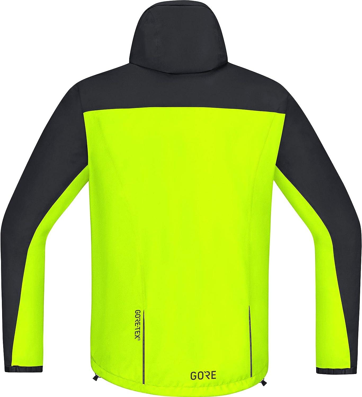 GORE Wear C3 Mens Hooded Jacket Gore-TEX