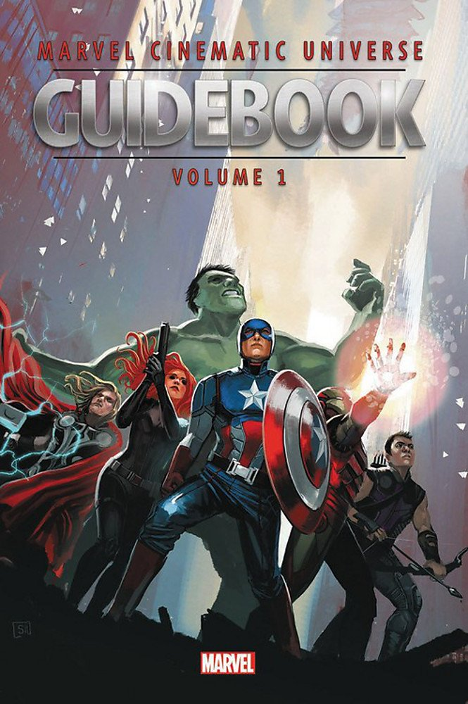 Download Marvel Cinematic Universe Guidebook: The Avengers Initiative (Guidebook to the Marvel Cinematic Universe) pdf