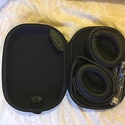Bose QuietComfort 35 Wireless Headphones - Black: Amazon