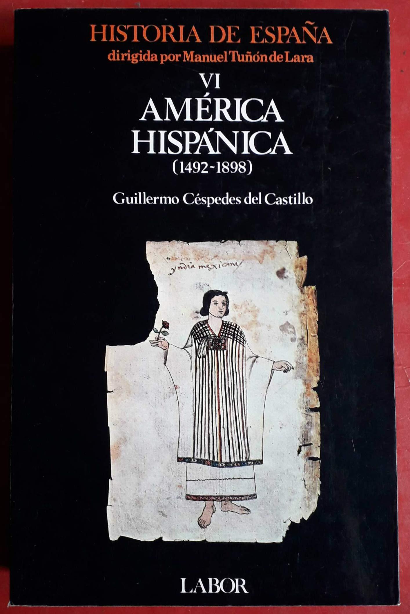 Historia de España viamerica hispanica: Amazon.es: Tuñon De Lara. Cespedes Castillo: Libros
