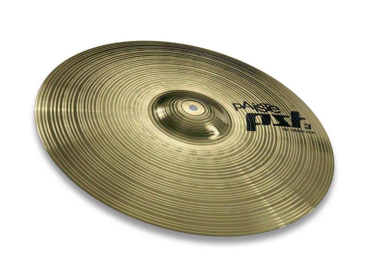 Paiste PST 3 Cymbal Ride Crash 18-inch Paiste America Inc. 634618