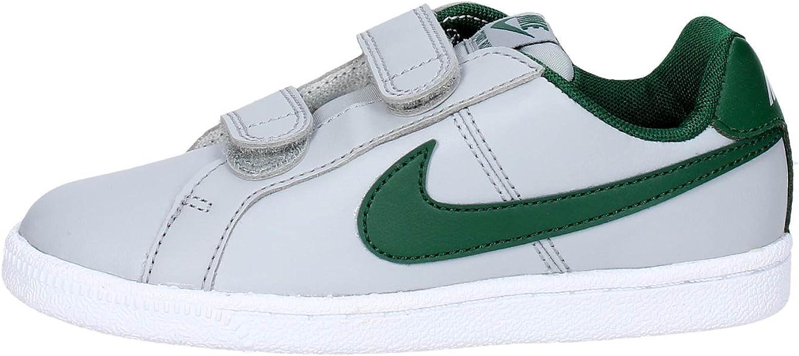 Nike Boys' Trainers Grey Grey Grey Size