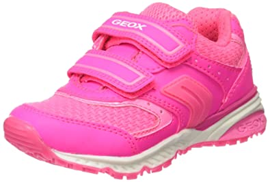 Basses Fuchsiac803341 Bernie Geox J BSneakers FilleRoseFluo tsQrdh