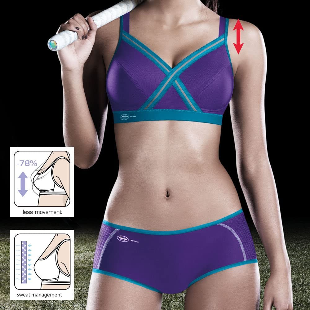 Anita Active Women`s Firm Support Xcontrol Non-Wired Sports Bra