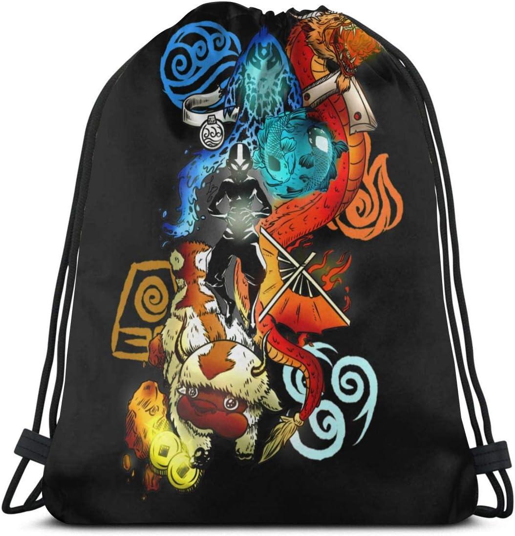 Drawstring Bags Sport Gym Sack Party Favor Bags Wrapping Gift Bag Drawstring Backpacks Storage Goodie Bags Cinch Bags Anime Berserk Guts