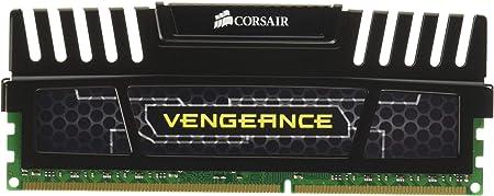 Corsair Vengeance Schwarz 8gb Ddr3 1600 Mhz Desktop Computer Zubehör