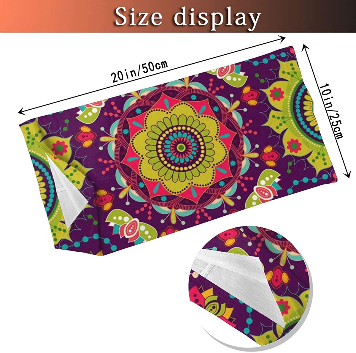 Neck Gaiter Sun Dust Bandanas Headwear for Fishing Motorcycling Running Retro Video Game Pattern Face Scarf Cover Mask