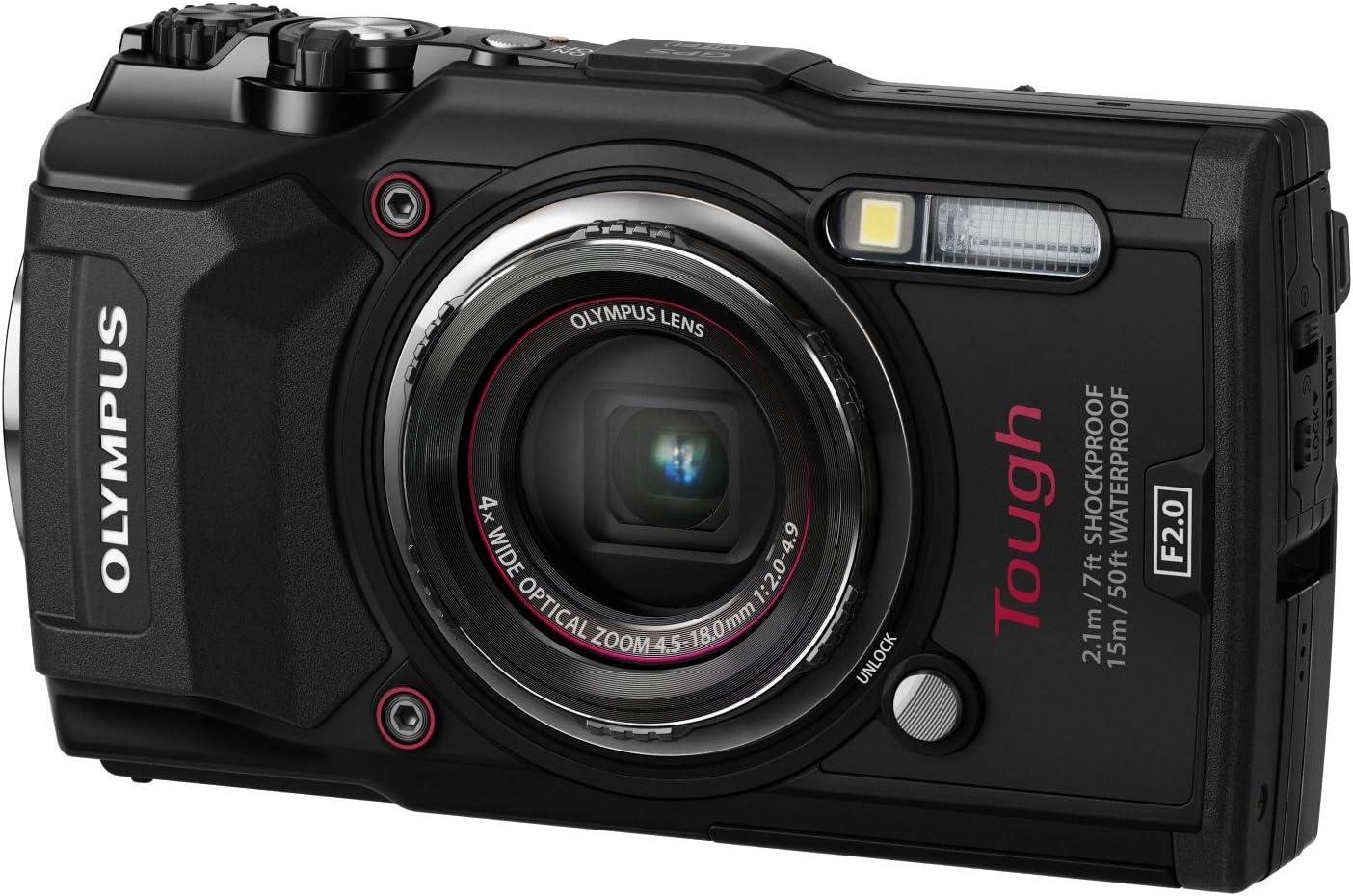 OLYMPUS デジタルカメラ Tough TG-5
