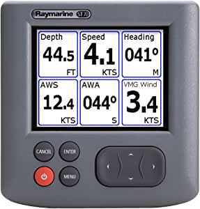RAYMARINE ST70 MULTIFUNCTION COLOR DISPLAY: Amazon.es: Electrónica