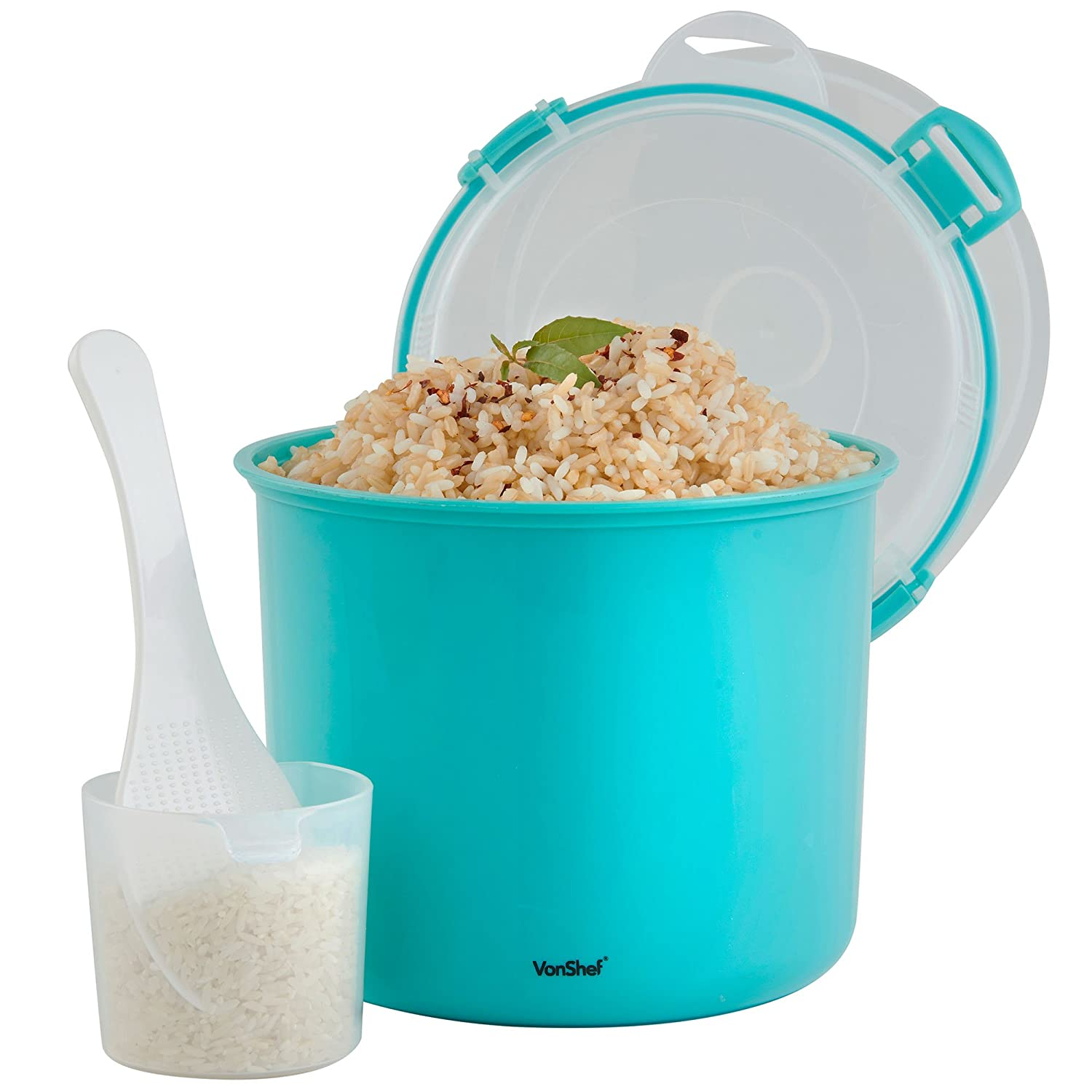 VonShef Microwave Rice Cooker.