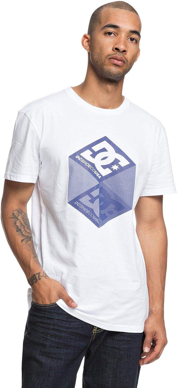 DC Shoes Volume - Camiseta para Hombre EDYZT03835: Amazon.es: Ropa y accesorios