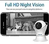 VINSION HD 1080p Pet Camera,Dog Camera