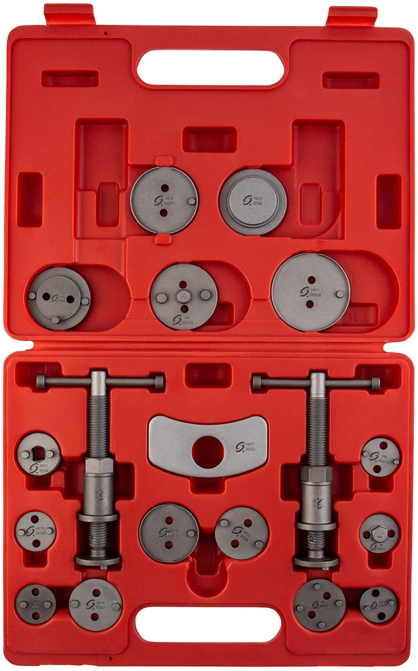 Sunex Tools 18 Pc Brake Caliper Tool Set SUU 3930 NEW            FAST SHIPPING!