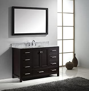 Wonderful Kitchen Bath And Beyond Tampa Tiny Cleaning Bathroom With Bleach And Water Round Bathroom Faucets Lowes Bathroom Vanities Toronto Canada Youthful Bathroom Expo Nj ColouredTiled Bathroom Shower Photos Virtu USA MS 575 C ES Gloria 48 Inch Single Sink Bathroom Vanity ..