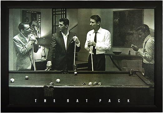 El Rat Pack, mesa de billar 24