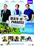 Death In Paradise - Complete Series 1 + 2 + 3 + 4 + 5 + 6 + 7 Collection)