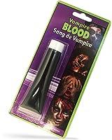 Realistic Looking Costume Makeup Blood – Zombie / Vampire Tube Blood 1 oz.