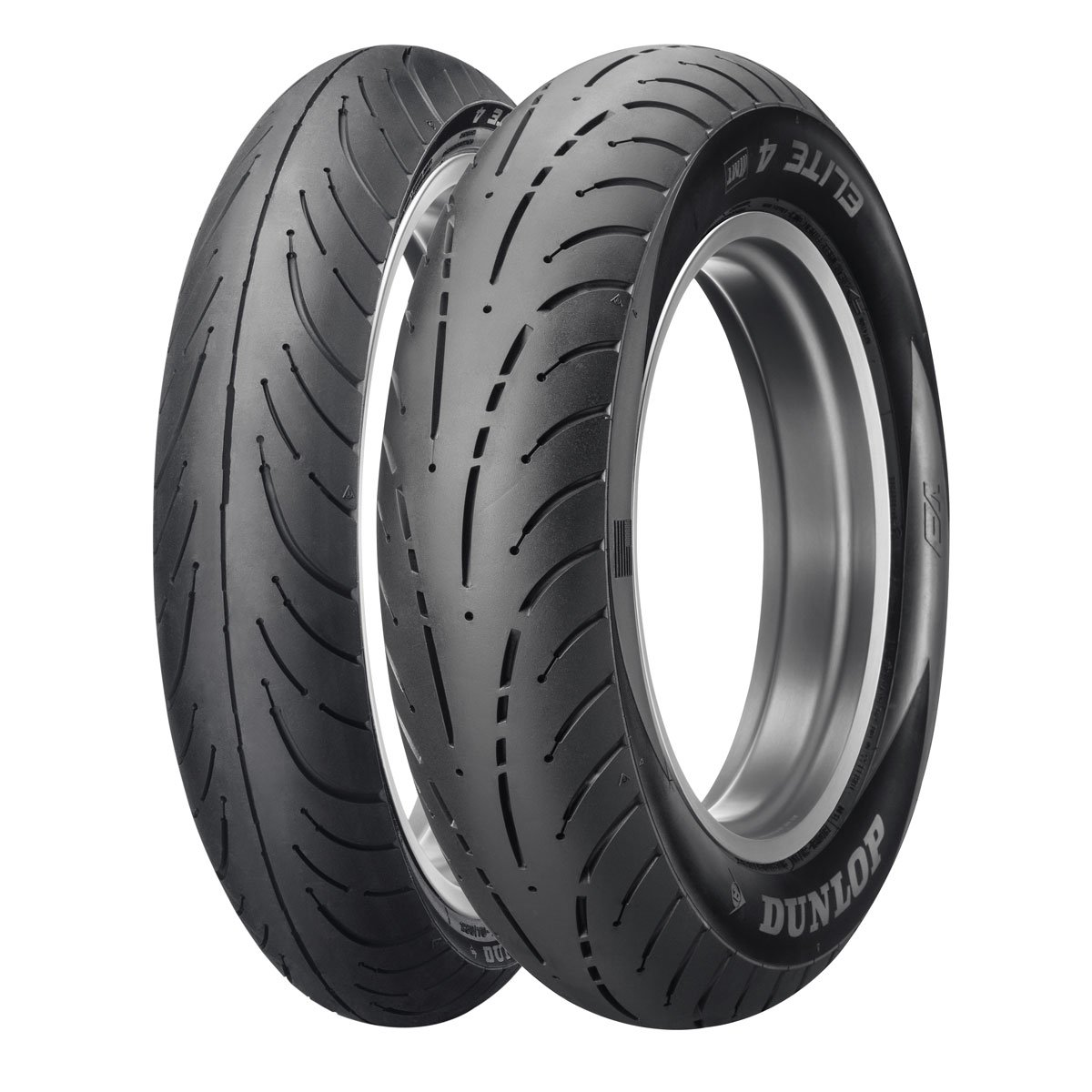 160//80B-16 Dunlop Elite 4 Rear Tire