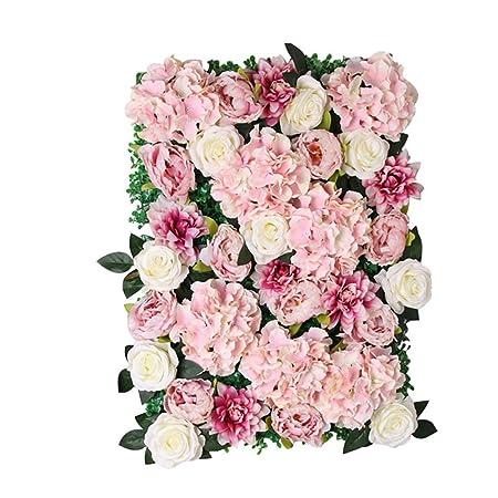 Binglinghua 1 Silk Künstliche Rose Blumen Hochzeit Tischschmuck Für