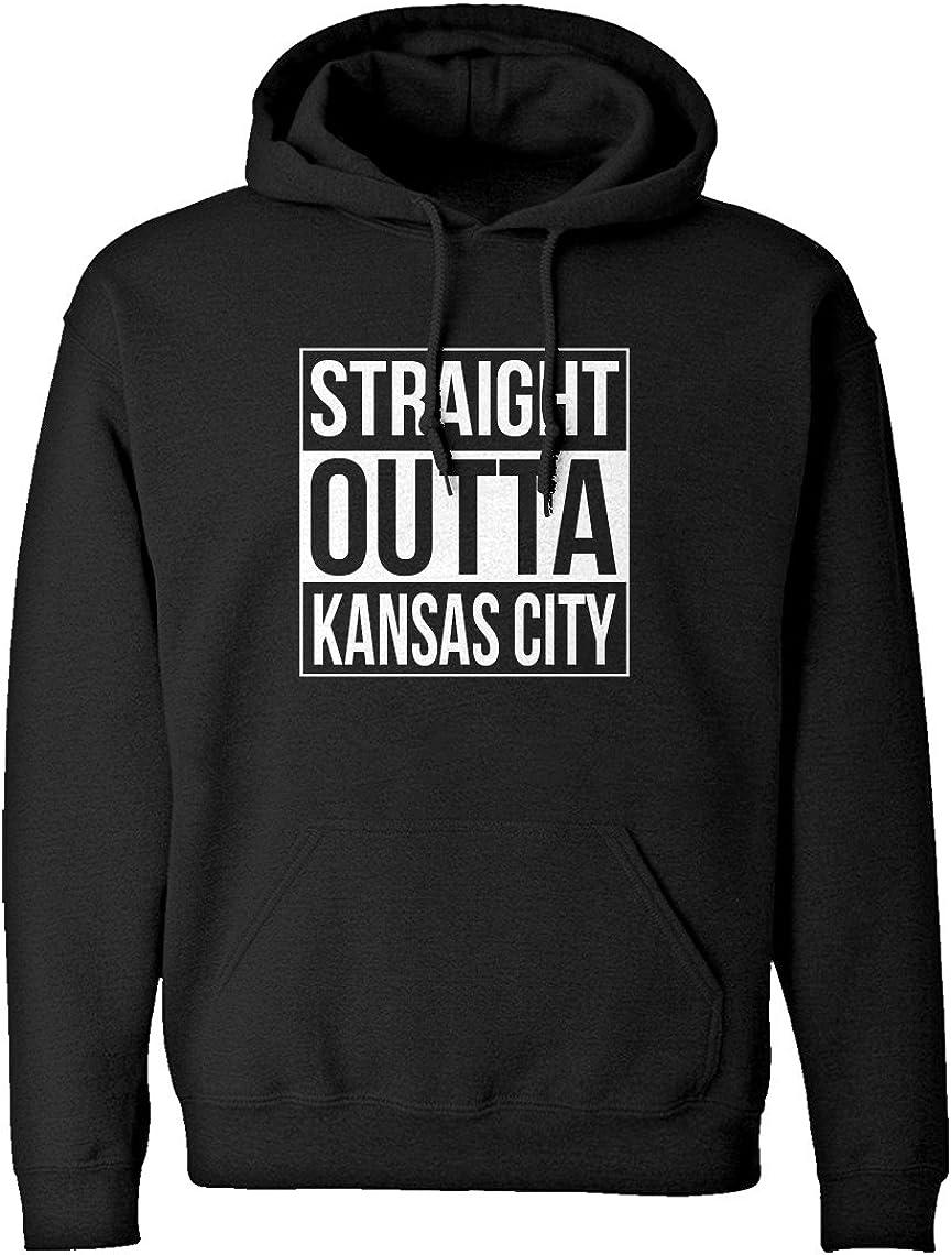 Indica Plateau Straight Outta Kansas City Unisex Adult Hoodie