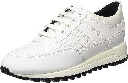Geox D Tabelya Bv, Zapatillas para Mujer: Amazon.es: Zapatos y complementos