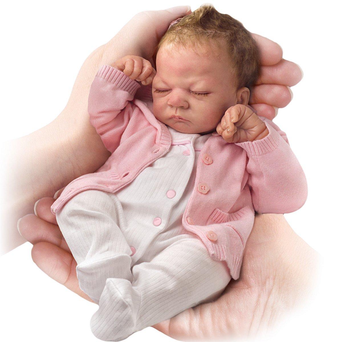 Tiny Miracles Linda Webb Emmy Lifelike Baby Doll So Truly Real 10
