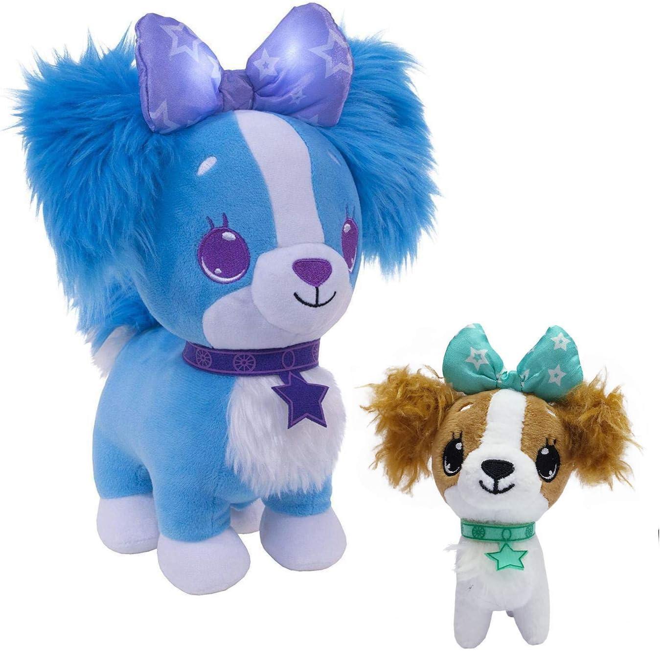 Blue Cavalier Mini Emerald Brown Cavalier Wish Me Pets Bundle