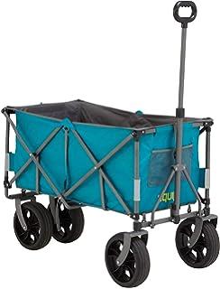 Uquip Buddy - Carro de playa plegable - 100 kg de capacidad ...