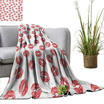 Amazon Com Andytours Couch Blanket Teen Girls Pattern With